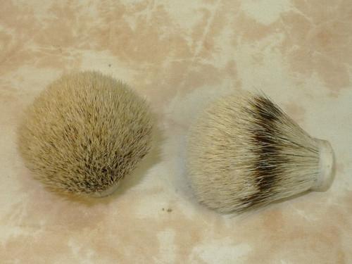 Silvertip Premium Badger Hair knot 24mm