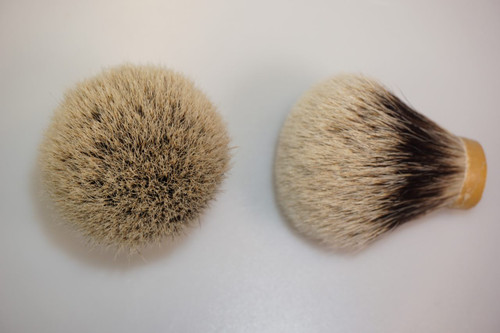 Finest Badger  Hair knot 26mm