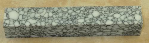 Tru Stone Pen Blank White Web 7/8