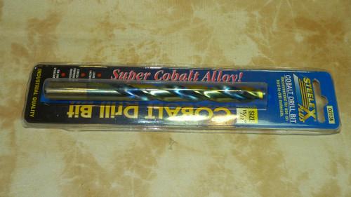 15/32 Cobalt Drill Bit