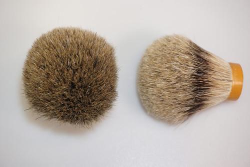 BEST Badger Hair Knot 26mm