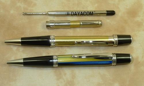 Sahara - Rhodium pen kit