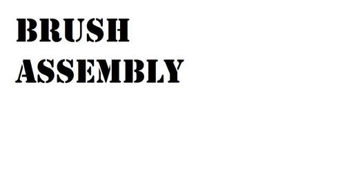 Brush Assembly