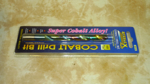 27/64 Cobalt Drill Bit