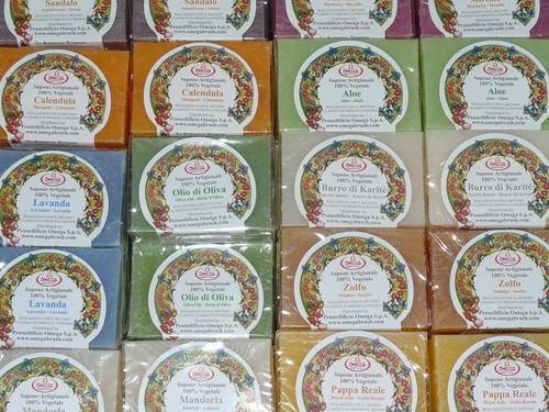 Omega Handmade Soaps