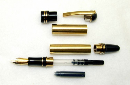 Windsor CH Gold Ti - Fountain Pen Kit