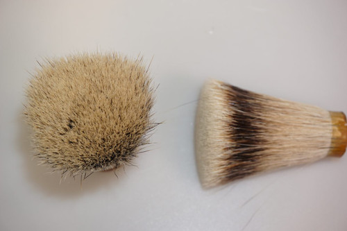 Silvertip Grade A  Badger Flat Top 22mm