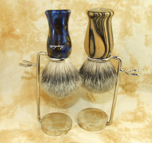 Metal Brush & Razor stand