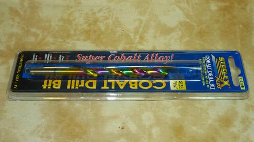 23/64 Cobalt Drill Bit