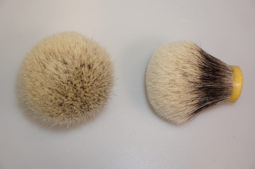 Finest Badger Hair knot 30mm