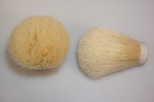 Boar hair knot 24mm