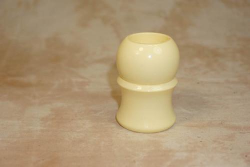 Brush Handle Ivory 20mm Style 2