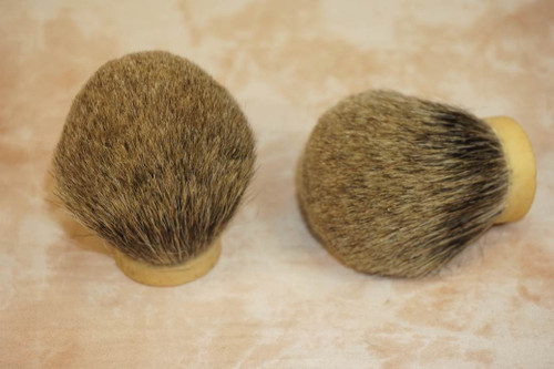 Pure Badger Hair knot 38mm