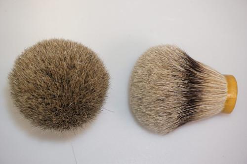 BEST Badger Hair Knot 28mm