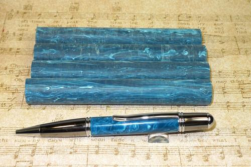 Amedeo Blue Wave Acyrlic