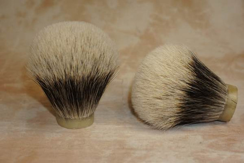 Finest Badger Hair knot 28mm