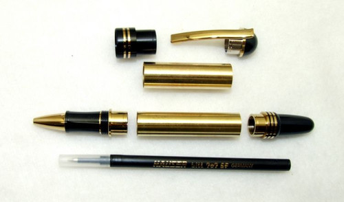 Windsor CH Gold Ti - Roller Ball-Pen Kit