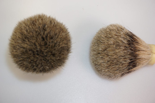 Best Badger Hair knot 22mm