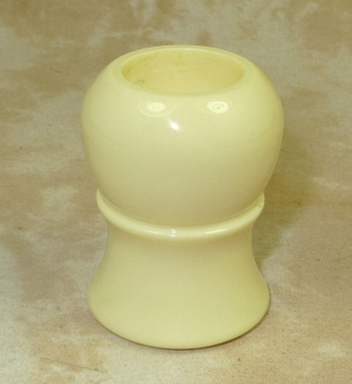 Shave Brush Handle Ivory Style 2