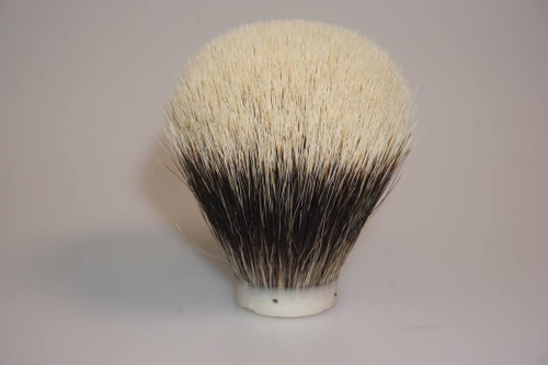 Finest Super 2 Band badger hair knot 24mm