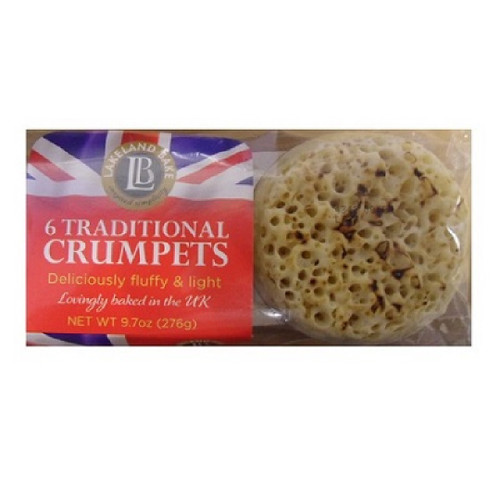 British Crumpets