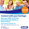 Connect with your family! Start and Save now!