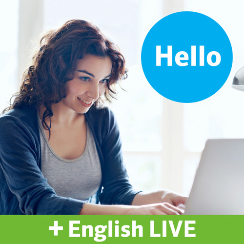Berlitz CyberTeachers® with English LIVE