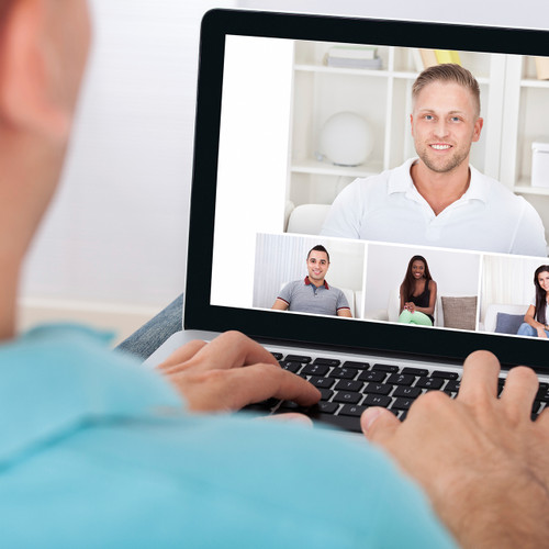 Small Group - Online Live - German