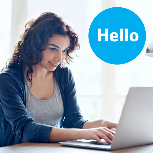 Online Self-Paced - English