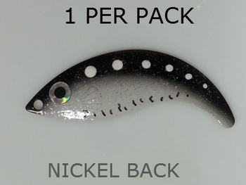 WHIPTAIL BLADES #4 FATHEAD SHAD