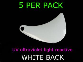 HATCHET blades #4.5 UV WHITE