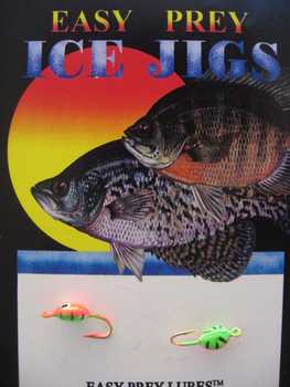 ICE FISHING JIGS JB