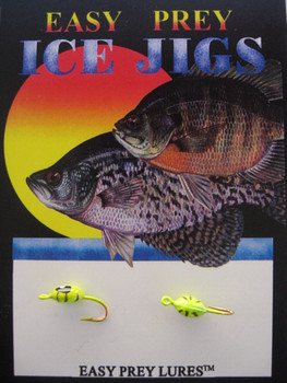 ICE FISHING JIGS FOR PANFISH