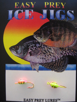 ICE FISHING JIGS CRAPPIE