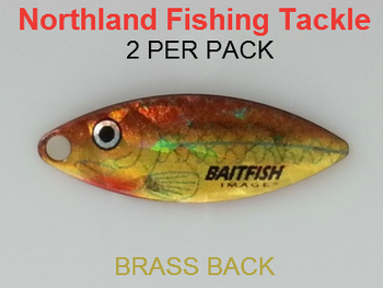 northland tackle WILLOWLEAF BLADE size 3