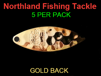 Northland Tackle WILLOWLEAF BLADES size 3 1/2 #014
