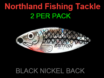 Northland Tackle WILLOWLEAF BLADES size 3 1/2 #021