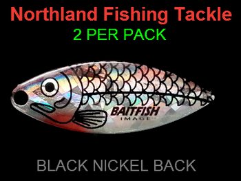 Northland Tackle WILLOWLEAF BLADES size 4 #037