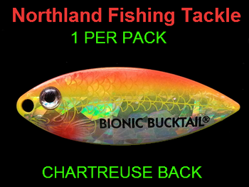 Northland Tackle WILLOWLEAF BLADES size 5 #041