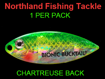 Northland Tackle WILLOWLEAF BLADES size 5 #042