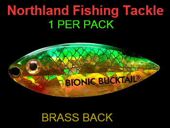 Northland Tackle WILLOWLEAF BLADES size 5 #043