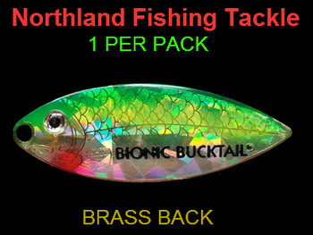 Northland Tackle WILLOWLEAF BLADES size 5 #044