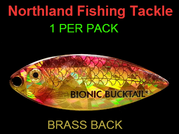 Northland Tackle WILLOWLEAF BLADES size 5 #045