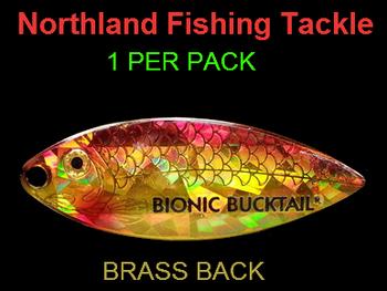 Northland Tackle WILLOWLEAF BLADES size 5 #045