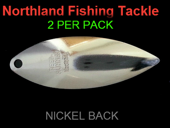 Northland Tackle WILLOWLEAF BLADES size 5 #040