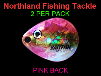 Northland Tackle COLORADO BLADES size 2 #052