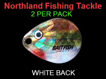 Northland Tackle COLORADO BLADES size 2 #053