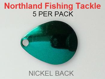 Northland Tackle COLORADO BLADES size 2 #060