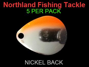 Northland Tackle COLORADO BLADES size 2 #063