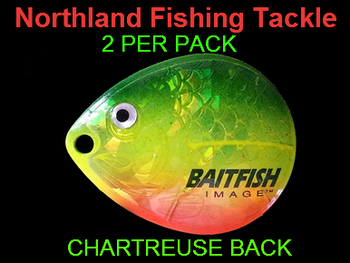 Northland Tackle COLORADO BLADES size 5 #113